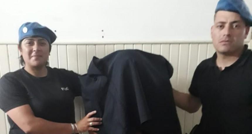 Un aprehendido y un detenido con pedido de captura