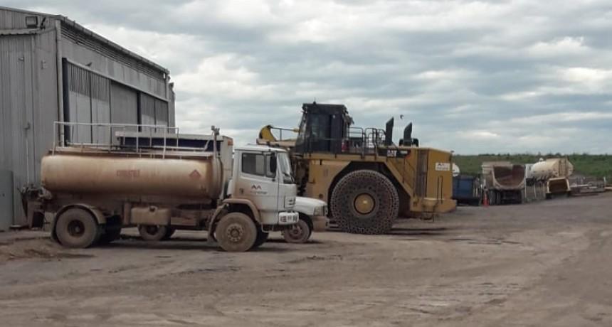 Continúa el conflicto entre AOMA y Minerar