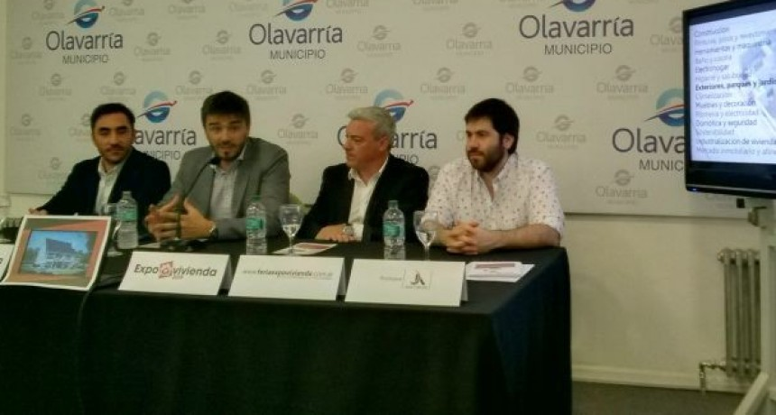 Olavarría será sede de la Expo Vivienda 2019