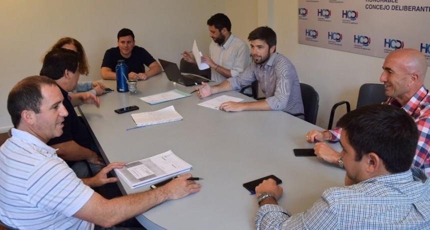 Sesiona el Concejo Deliberante por el proyecto de nocturnidad