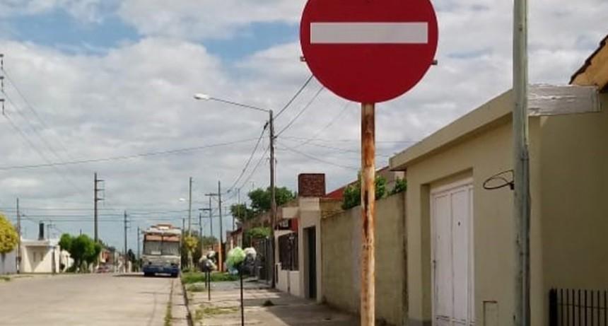 Trabajos de infraestructura vial