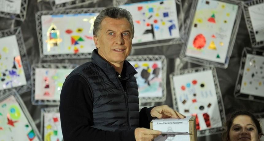 """Mauricio Macri y su reelección: """"Estoy listo para continuar si los argentinos creen que este camino del cambio vale la pena"""""""