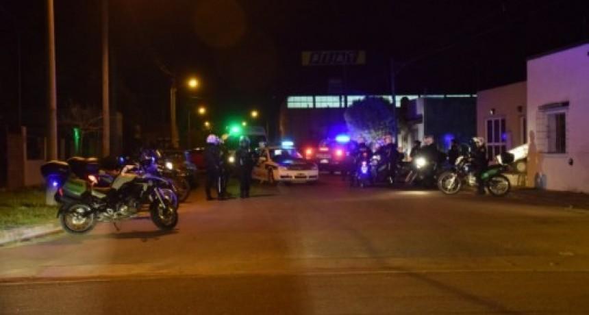 Enfrentamiento vecinal dejó al menos un herido y un aprehendido