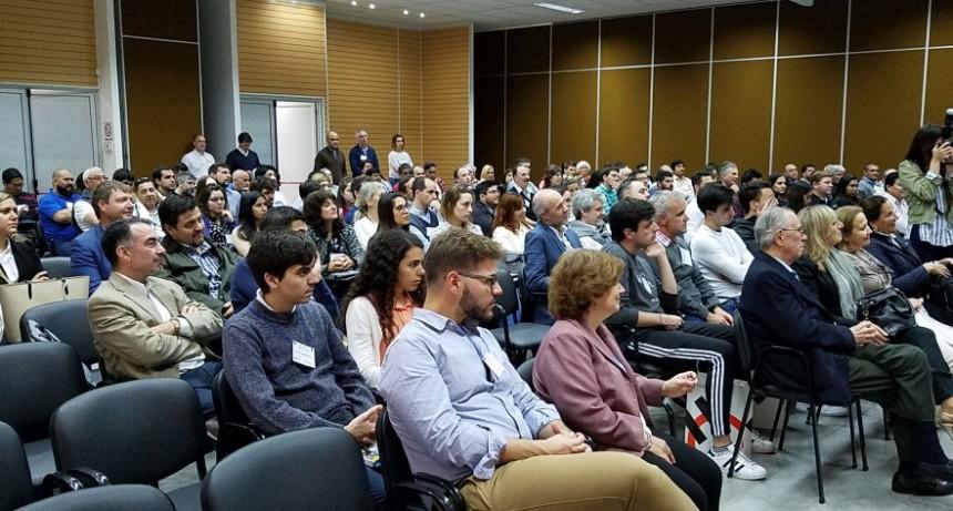 VIII Congreso Internacional de Hormigón: se desarrolla hasta el viernes