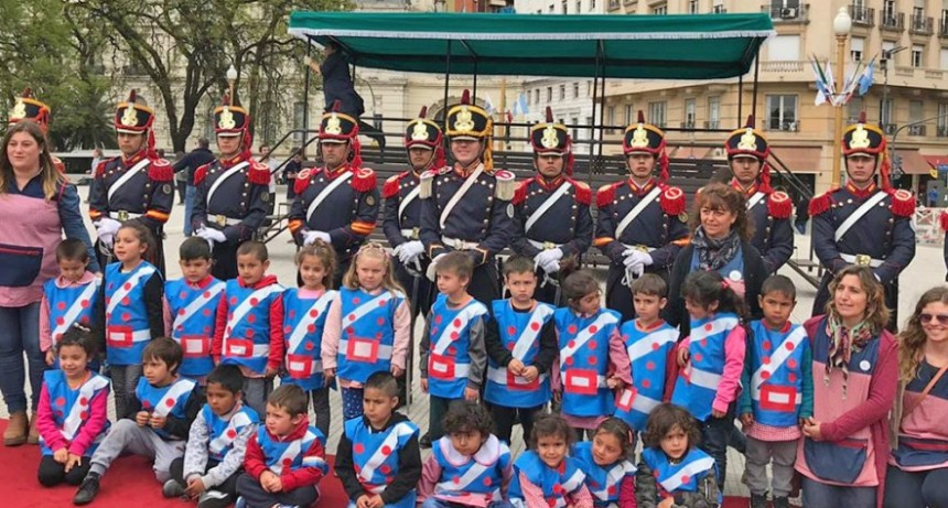 Olavarrienses participaron de un acto en Cancillería Argentina