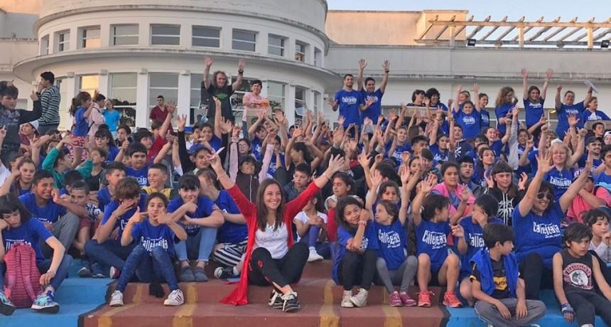 Deportes, arte, cocina, danza y percusión en el cierre de Callejeadas 2018