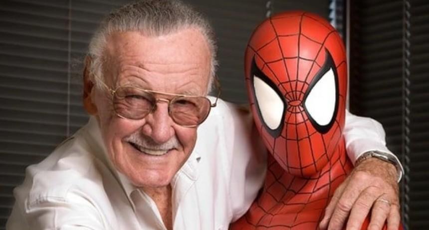 Murió Stan Lee, el creador de célebres personajes de cómics como Spider-Man, Hulk y Iron Man