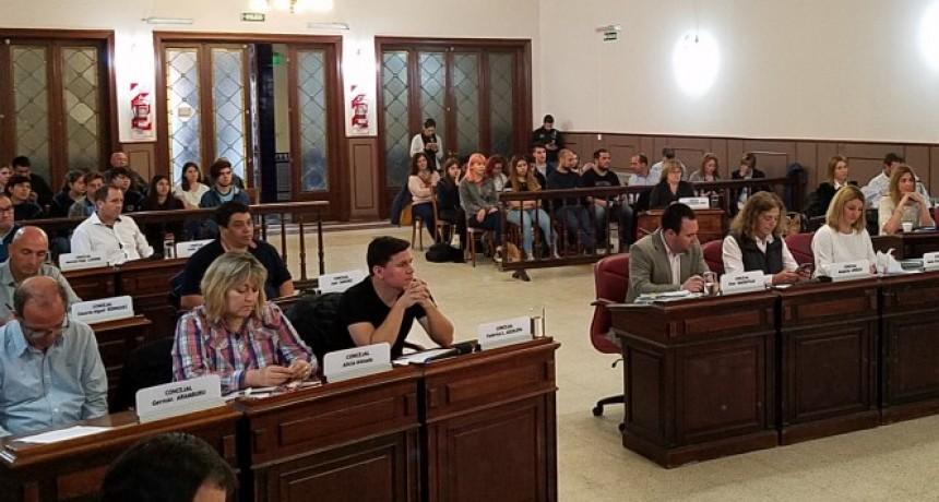 Concejo Deliberante: finaliza el período ordinario pero habrá más sesiones