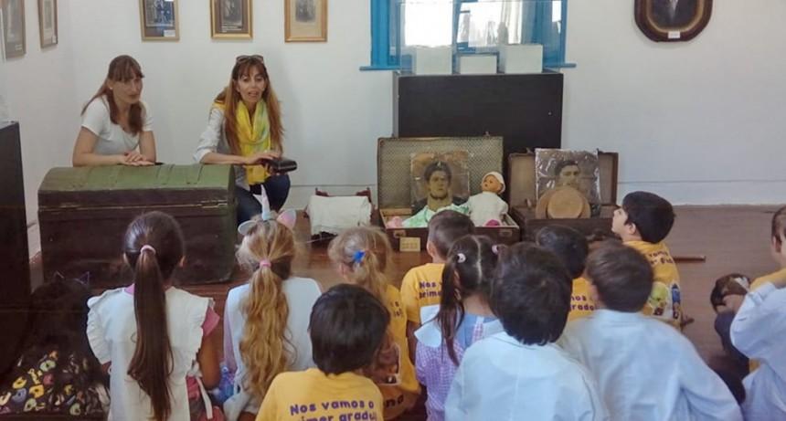 """""""Hablamos de género jugando"""" en el Museo Municipal de Colonia San Miguel"""