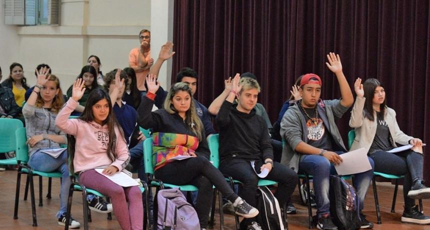 Este jueves se realizará la tercera sesión del Concejo Estudiantil