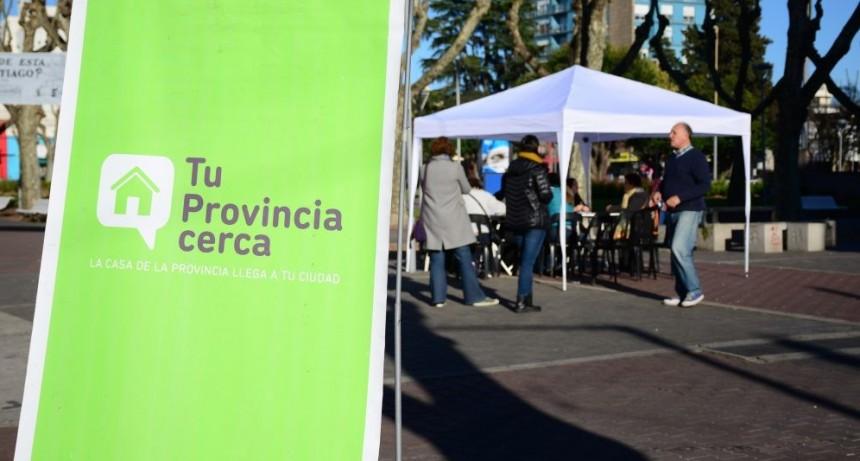 Tu Provincia Cerca llega a las localidades del Partido de Olavarría
