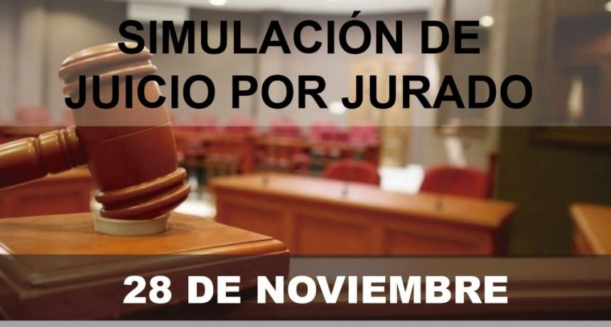 La Facultad de Derecho de la Unicén hará una simulación de juicio por jurado