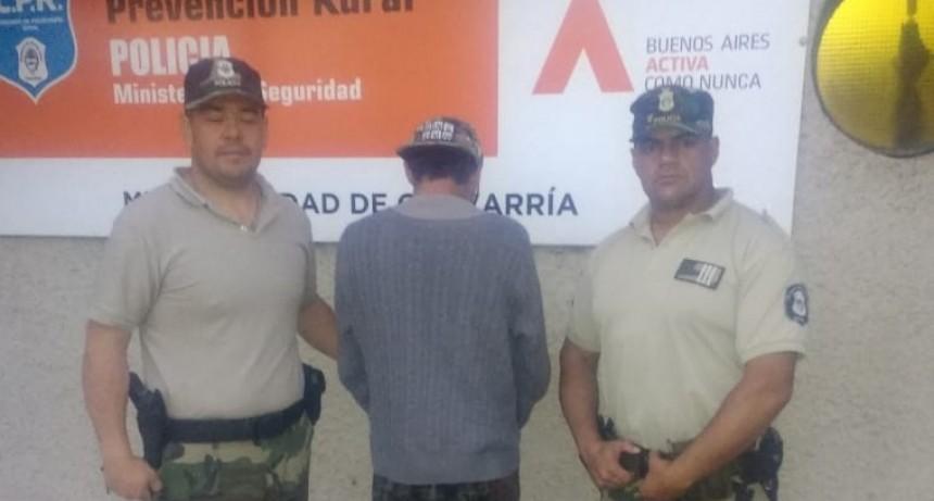 Encuentran en Olavarría a un joven con averiguación de paradero activo