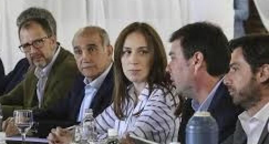 La gobernadora Vidal reúne su gabinete en Saladillo