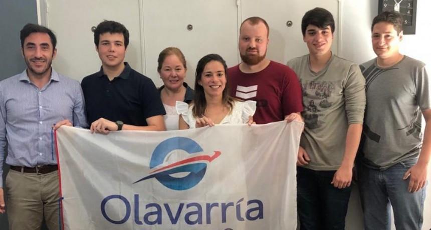Jóvenes olavarrienses representarán al Municipio en un festival internacional de ciencia e innovación