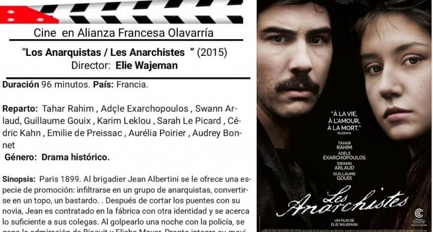 Cine en Alianza Francesa de Olavarría