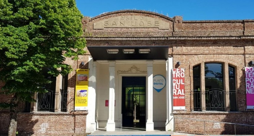 Charla motivacional en el Centro Cultural Municipal San José