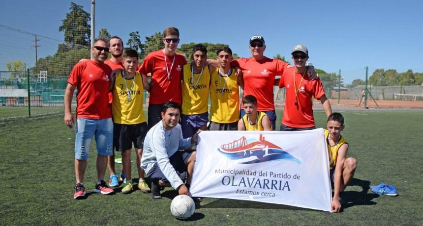 Independencia/104 es el campeón del Sub19