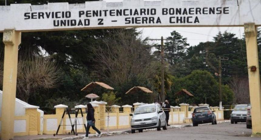 Robaron armas de la Unidad 2 de Sierra Chica