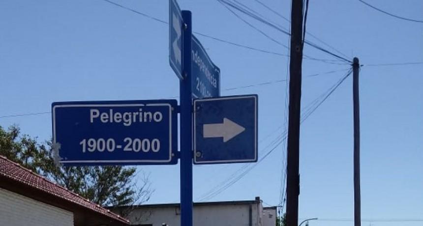 Pelegrino entre Ituzaingó e Independencia es mano única