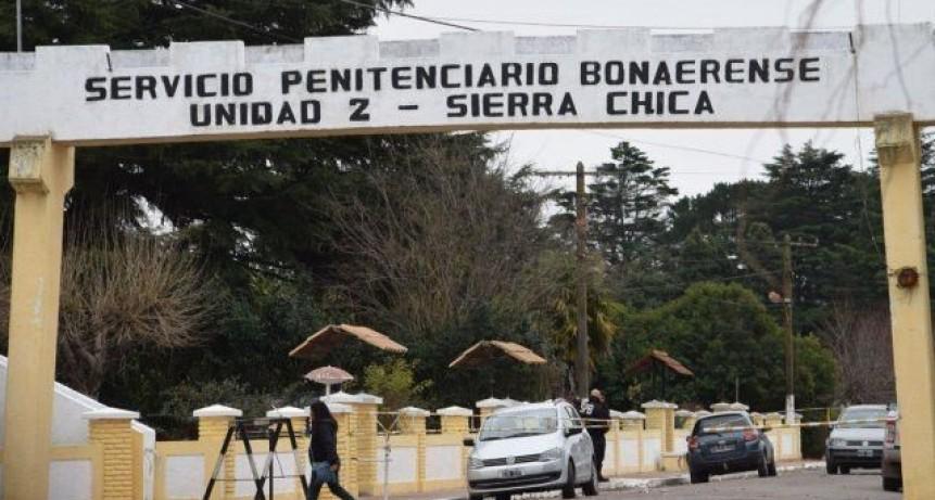 Robo de armas de la Unidad 2 de Sierra Chica: dos personas fueron demoradas