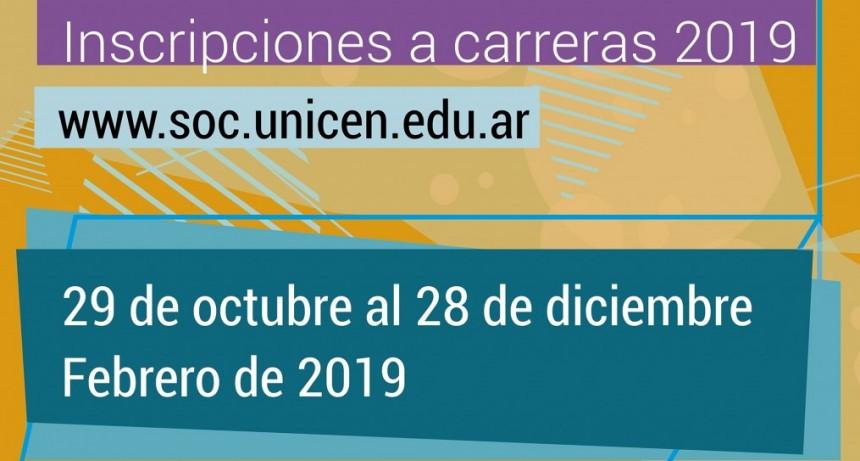 Continúa abierta la preinscripción a las carreras de la Facultad de Ciencias Sociales