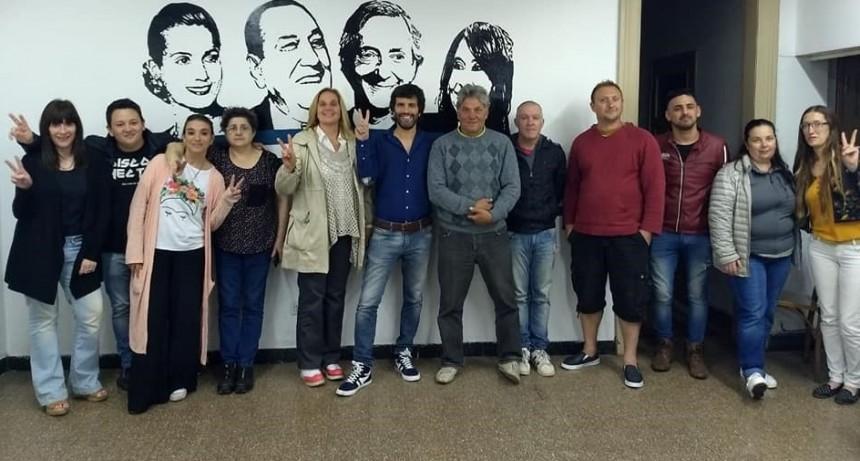 Se lanzó la agrupación Proyecto Peronista