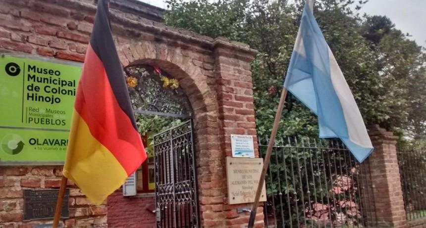 Patio Cultural dominguero en Colonia Hinojo