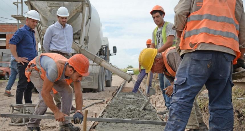 Con una inversión de $9 millones comenzaron las obras en Bancario III