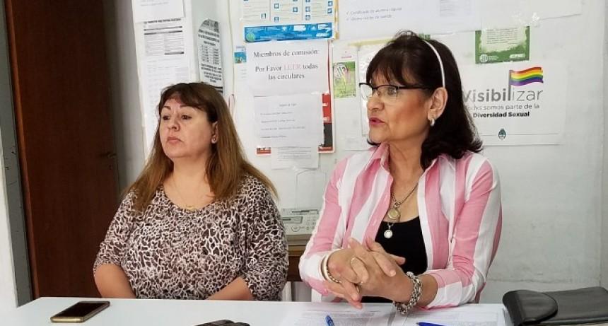 Más allá de las paritarias: pases a planta y continuidad para auxiliares de la educación