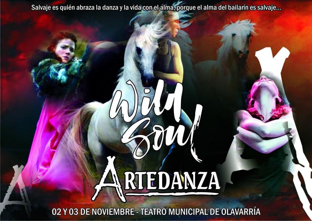 ArteDanza presenta Wild Soul