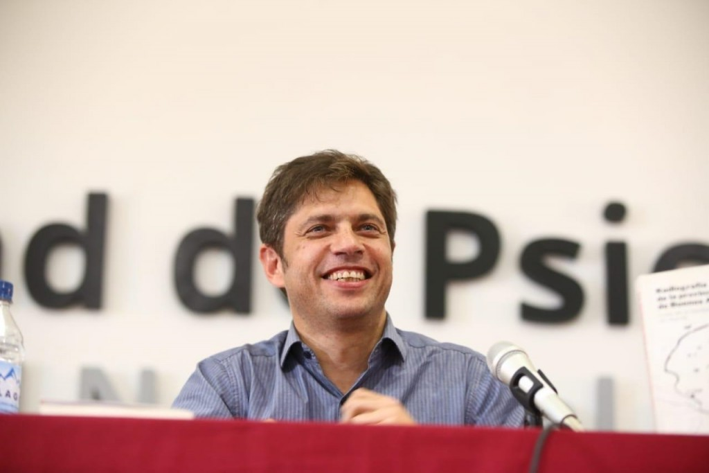 """Kicillof reunió a Intendentes electos y les pidió """"gestiones austeras"""""""