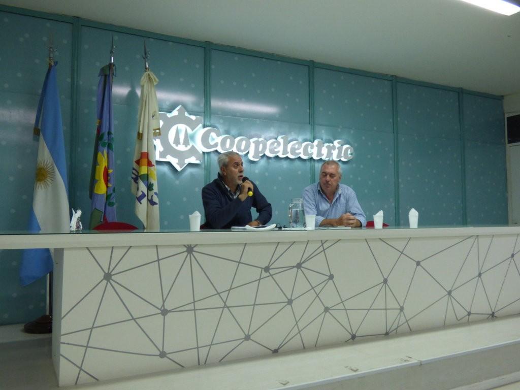 Se desarrolló la 88º Asamblea general ordinaria de Coopelectric
