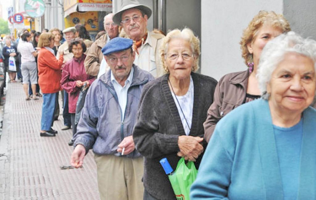 Jubilaciones: oficializan aumento de 8,74% a partir de diciembre y la mínima subirá a $ 14.067