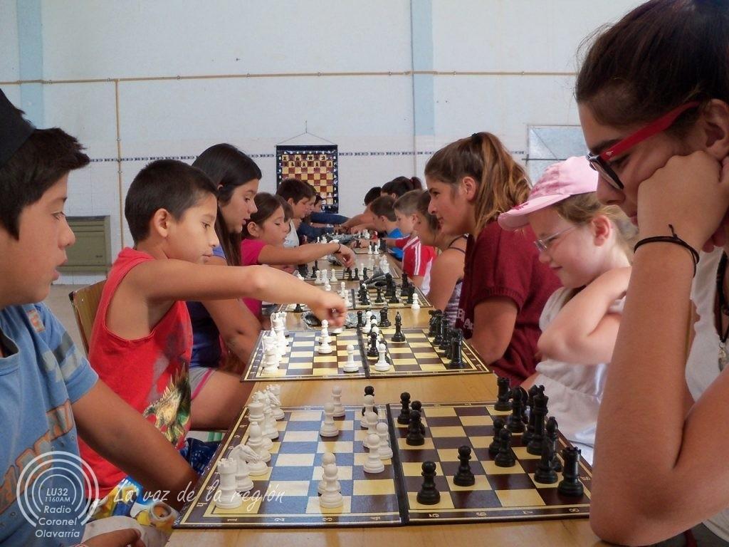 Olavarría será sede del Gran Prix Infantil de Ajedrez