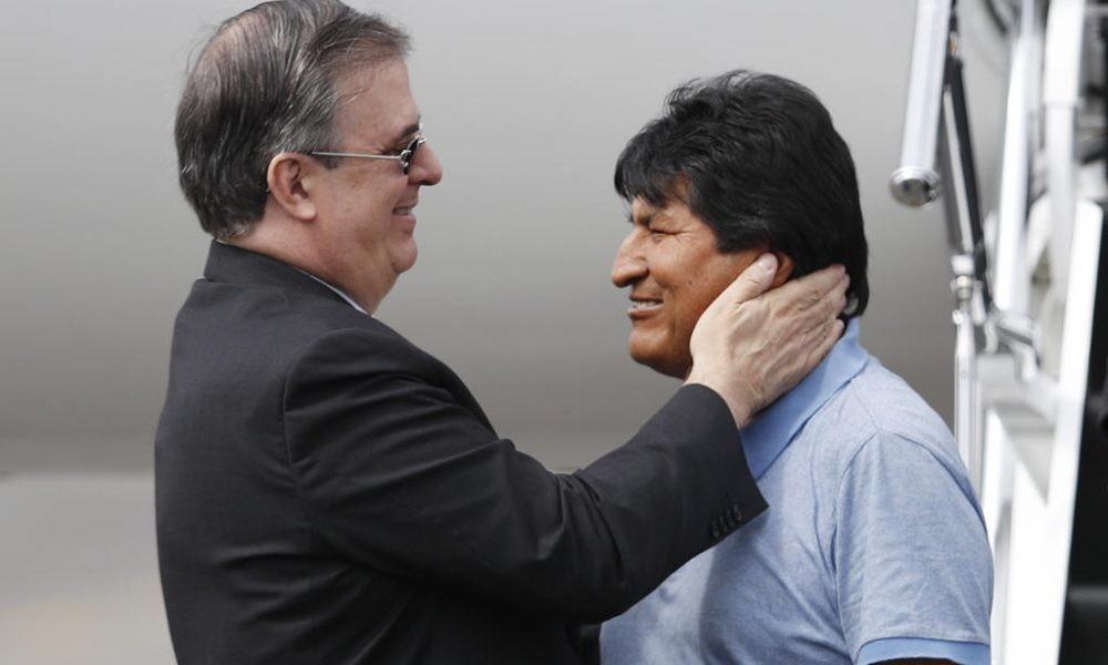 Desconocen el paradero de Evo Morales en México