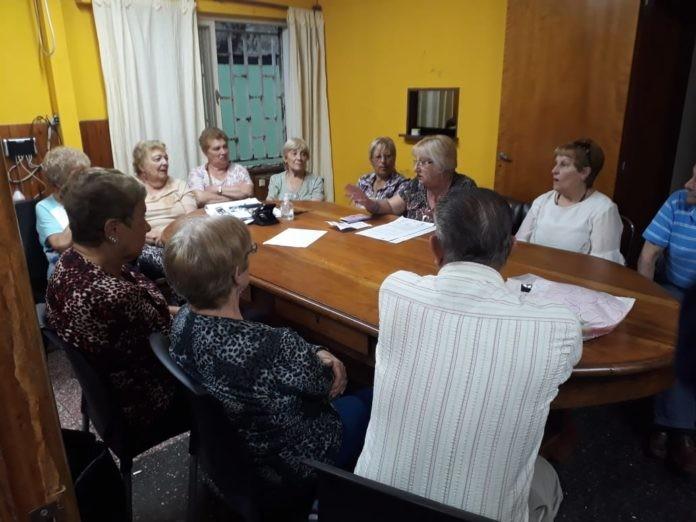 Jubilados municipales aclaran cobro de retroactivo