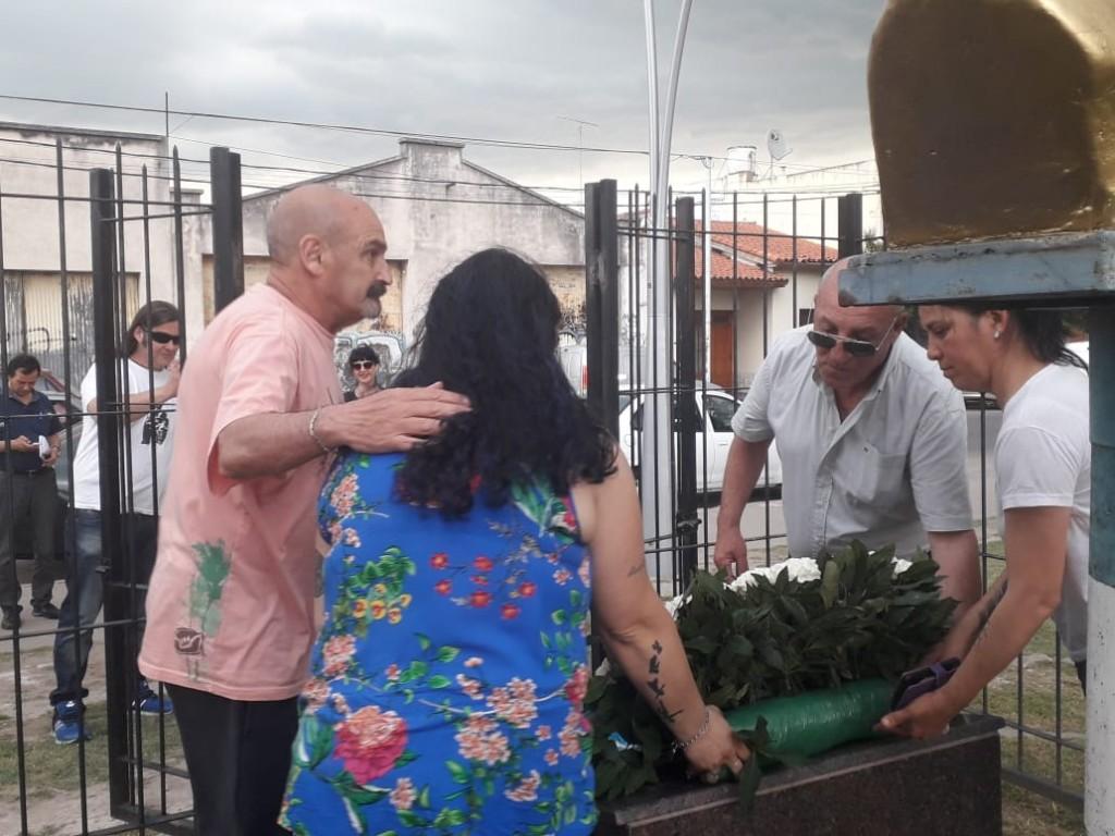 Reunión de peronistas en el Día del Militante