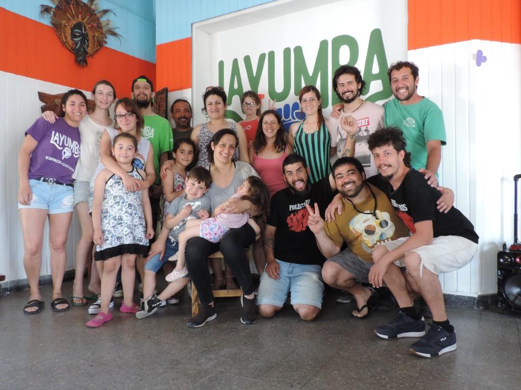 El espacio La Yumba cumplió un año