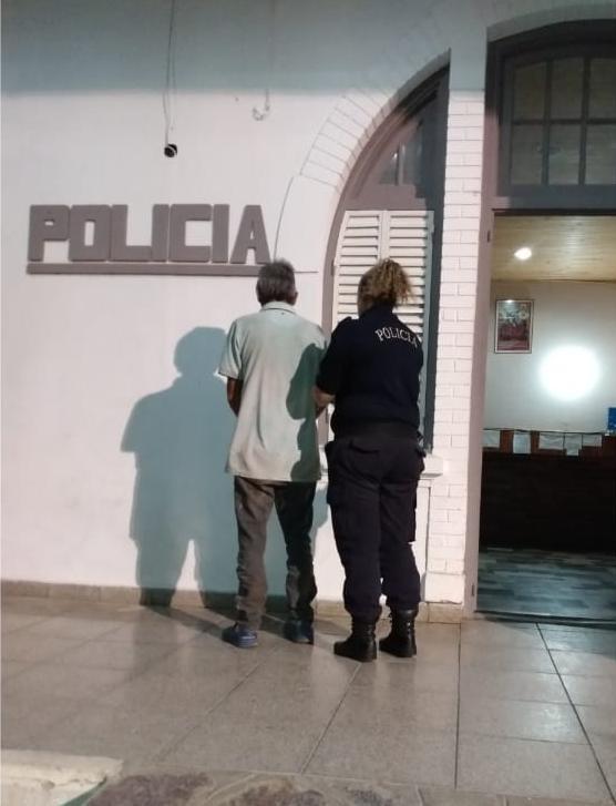 Era buscando en Pehuajó y lo atraparon en Olavarría
