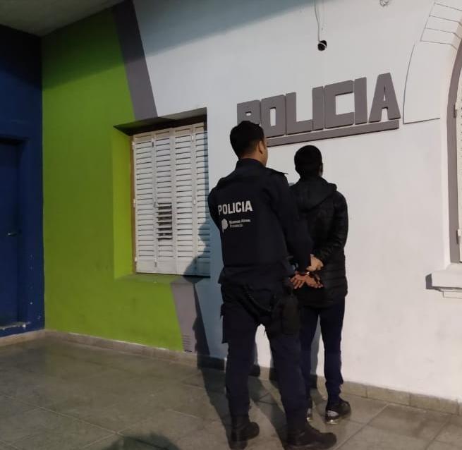Detuvieron a un hombre con pedido de captura