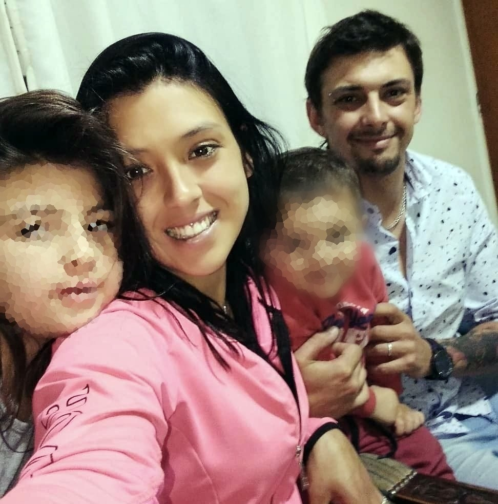 Bebé de Olavarría, salvado por policía en Junín