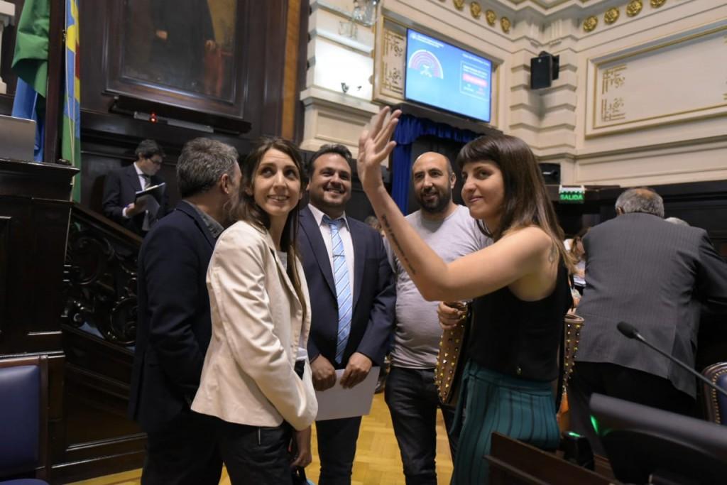 Homenaje, despedidas y repudio en la última sesión de la Cámara de Diputados de la Provincia