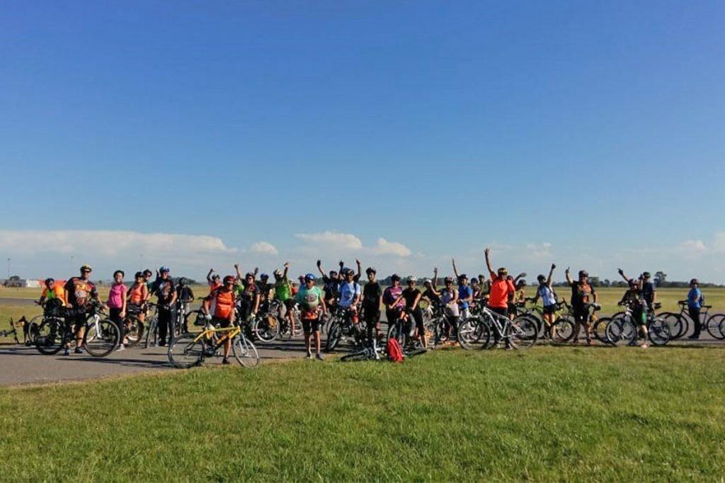 Nueva salida del grupo de cicloturismo