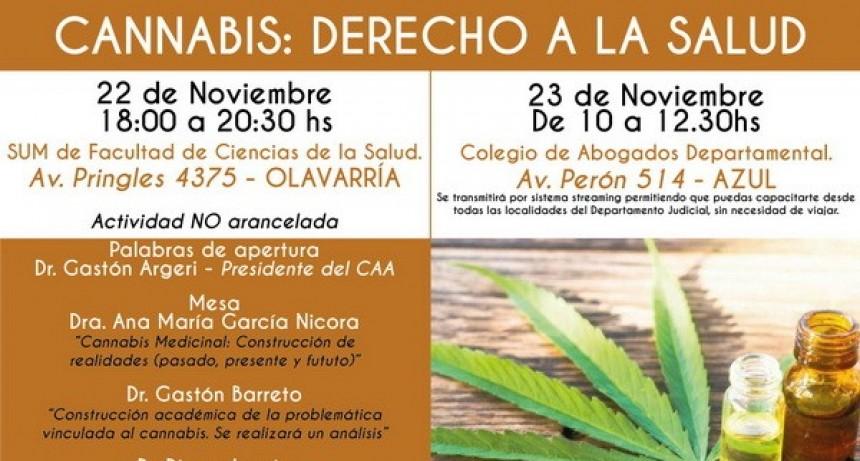 Jornada regional sobre cannabis y derecho