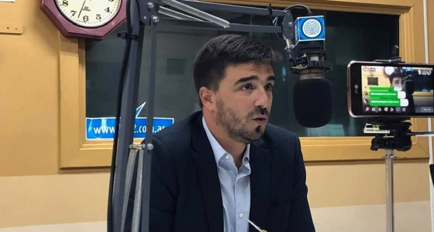 El Intendente en Radio Olavarría