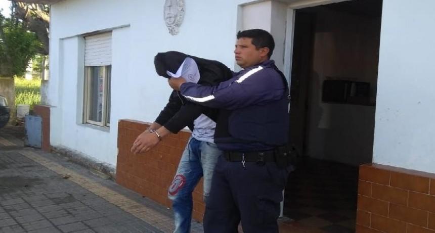 La policía truncó un robo en Sierra Chica