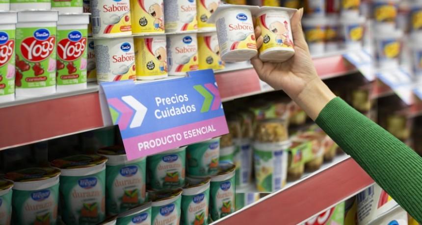 Los productos de 'Precios esenciales' se incorporan a Precios Cuidados