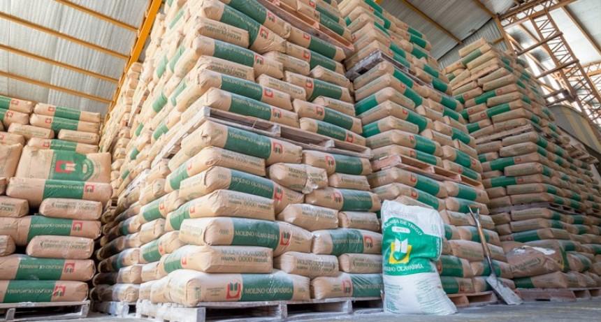 'Cada $100 que sube la bolsa de harina, impacta en $1,70 en el kilo de pan'