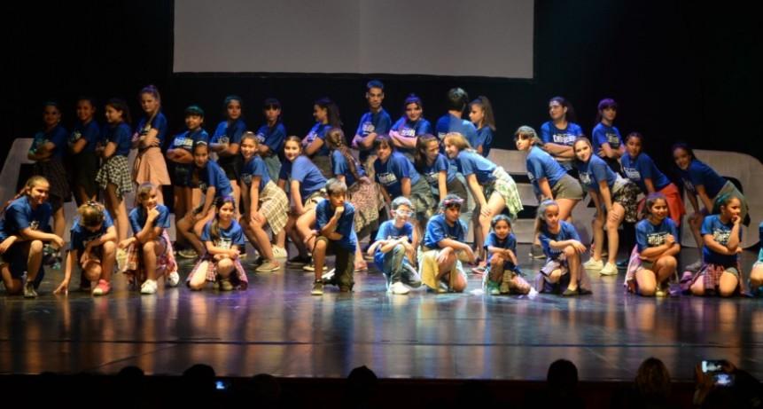 La tarde de las Callejeadas: se realizó la muestra anual en el Teatro Municipal